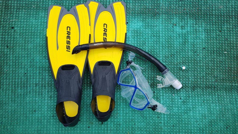Cham island Snorkeling Gear