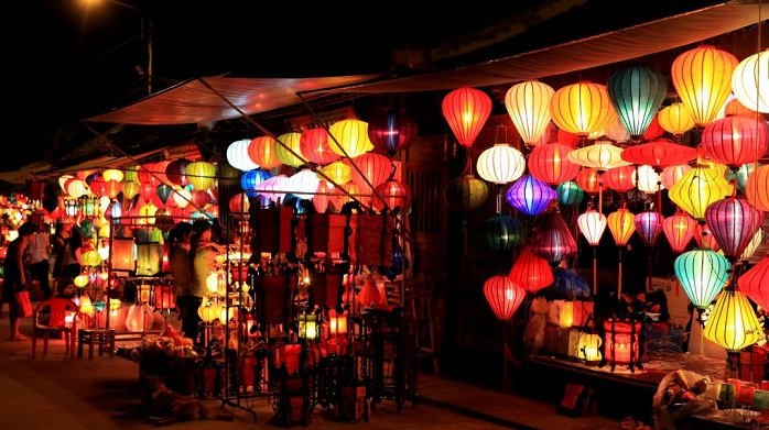 Hoi An tourist attraction