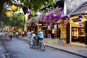 Hoi An tourists attraction