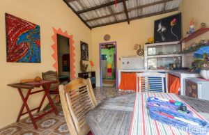 Homestay hippie house