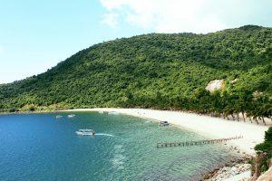 Bai Ong Beach Cham Island