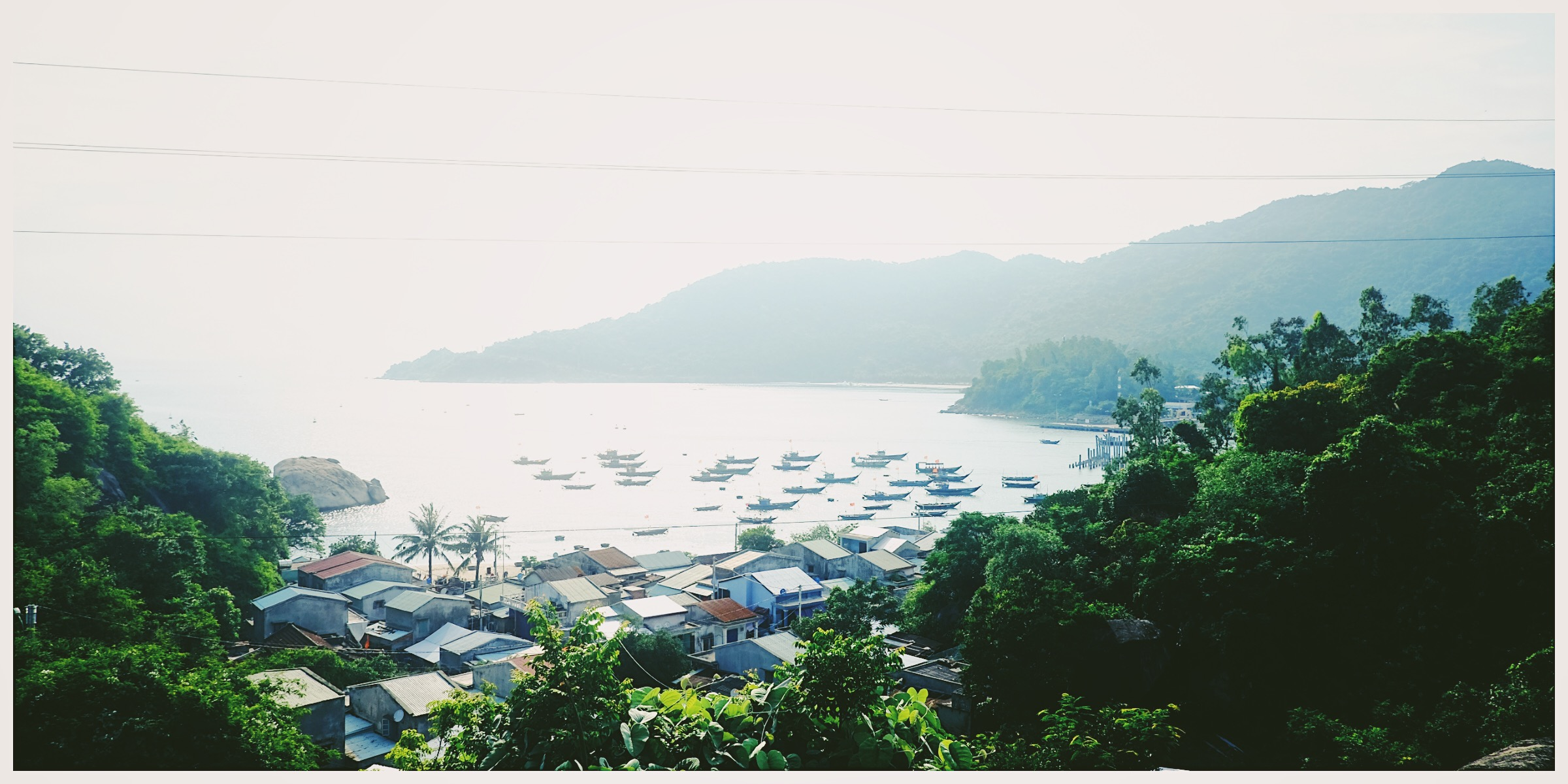 Best time to go Cham island